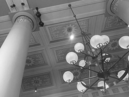 chandelier stl