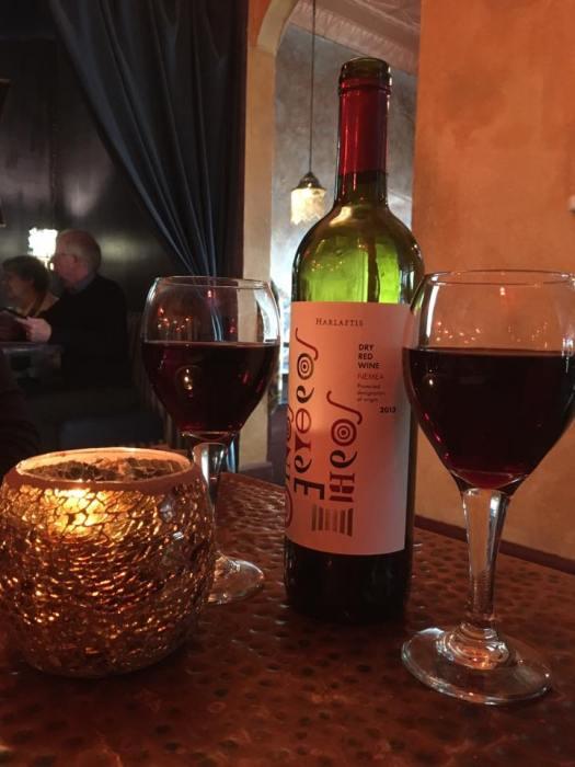 momos wine