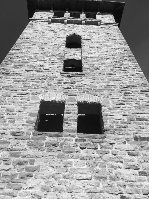 tower b&w