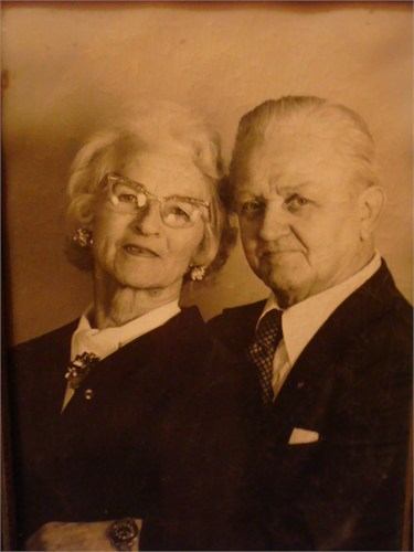 ed and clara boxleitner portrait
