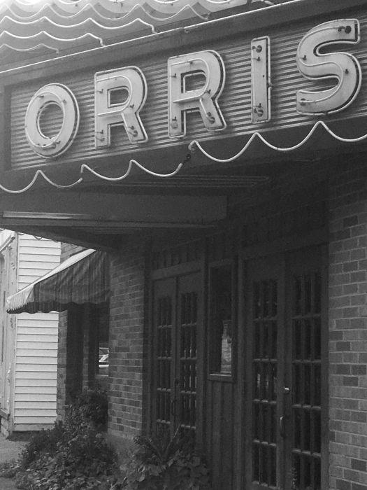 054 orris sign