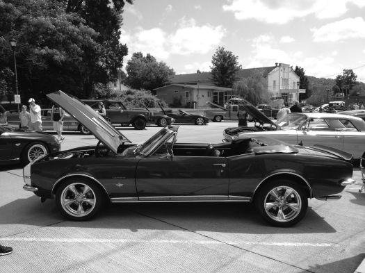 classic mustang convertible