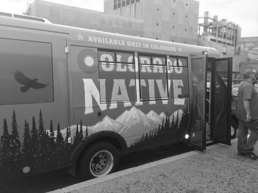 coors bus